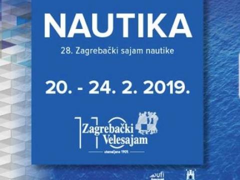 Zagreb nautic fare  20. - 24. 2. 2019.